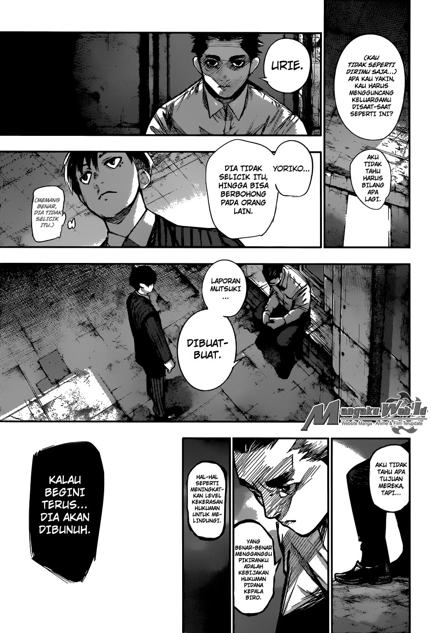 Tokyo Ghoul: Re Chapter 130-4
