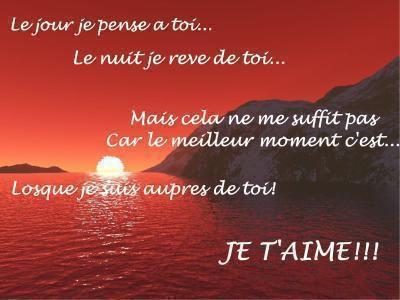 ... amour Phrase d'amour Lettre d'amour Poèsie Poèmes d'amour