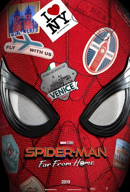 Spider-Man: Far From Home Film