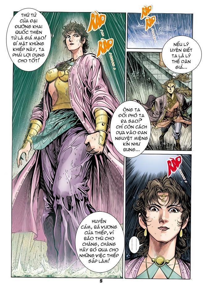 Đại Đường Uy Long chapter 70 trang 5