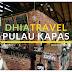 Pakej Trip Budget Bawah RM100 Untuk Ke Pulau Kapas Terengganu