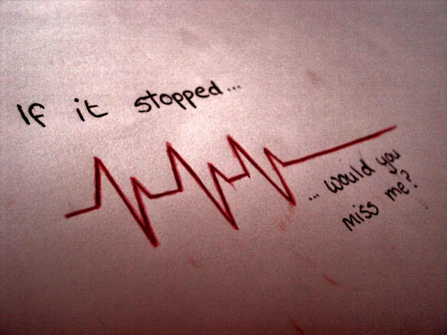 If it stopped ... would you miss me?