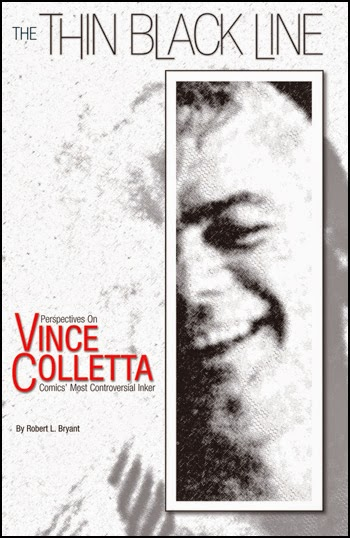 The Thin Black Line – Perspectives on Vince Colletta