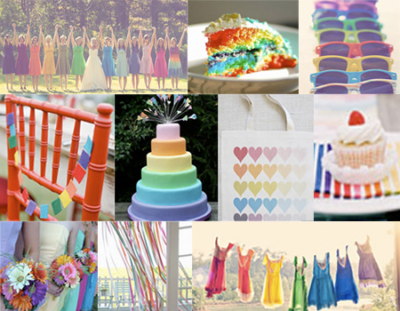 Top 5 Wedding Themes For 2012