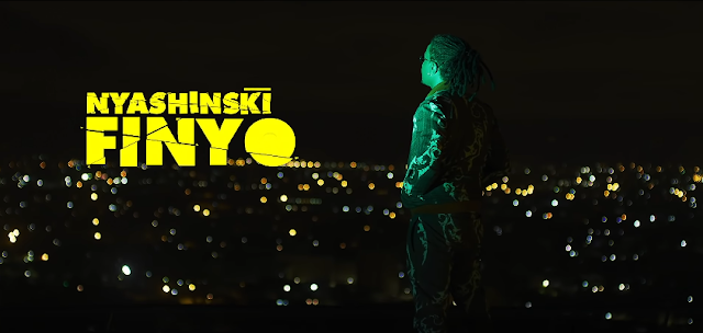 New Videos : Nyashinski - FINYO (Official Video) Mp4 Download 1