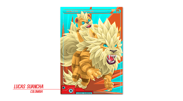 Ilustración Pokémon