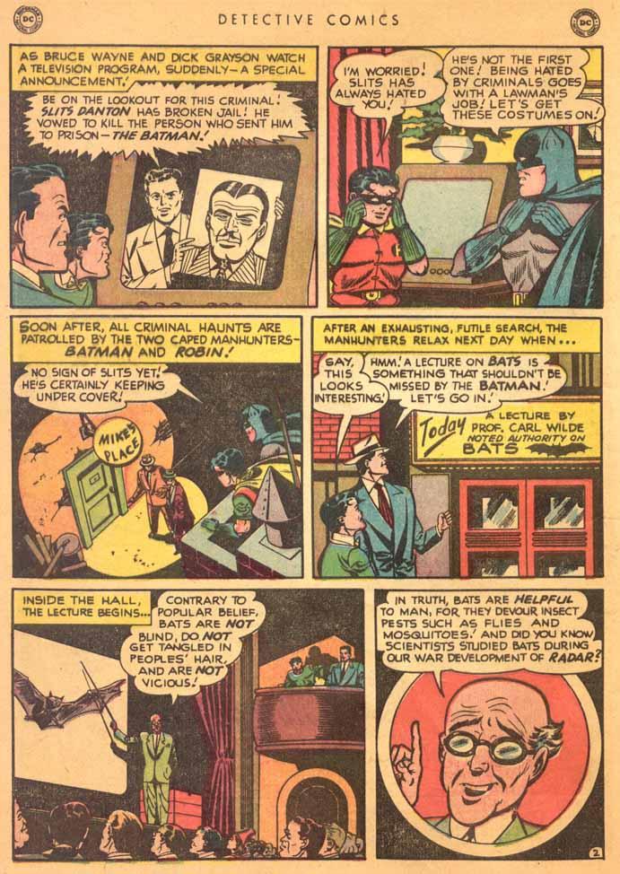 Detective Comics (1937) 153 Page 3