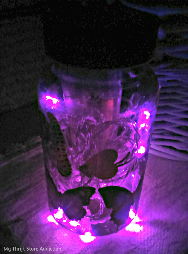 Firefly night light