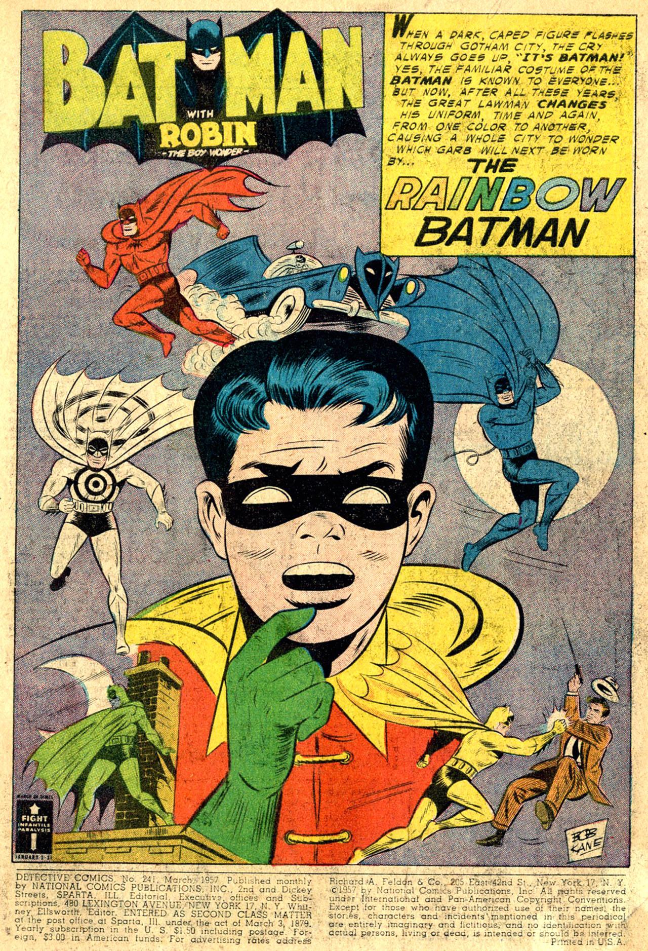 Read online Detective Comics (1937) comic -  Issue #241 - 3