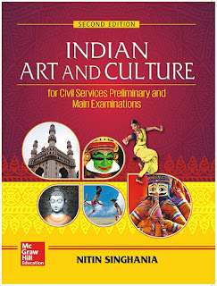 Indian Art and Culture Nitin Singhania pdf free download