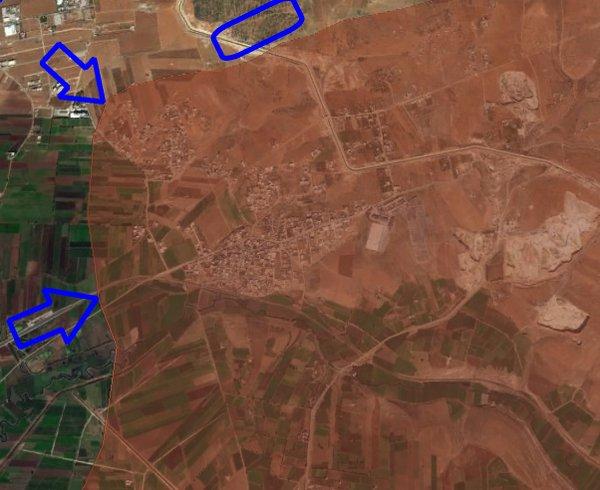 Formasi Serangan Jaisyul Fath di Aleppo