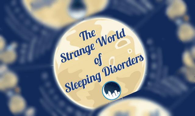 The Strange World of Sleep Disorders