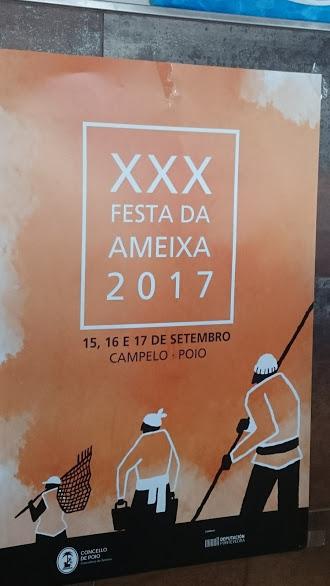 XXX Festa da Ameixa 2017. Campelo. Poio. Pontevedra
