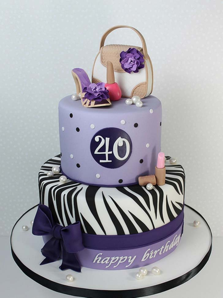 Birthday Cake Pics For Ladies : Birthday Cakes For Women Cake Magazine