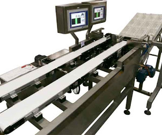 Checkweigher conveyor systems
