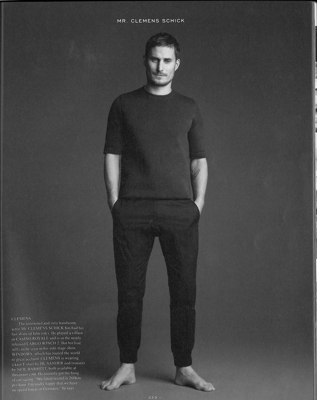 Fantastic Man Issue 13: David Beckham & Styling in Berlin ...