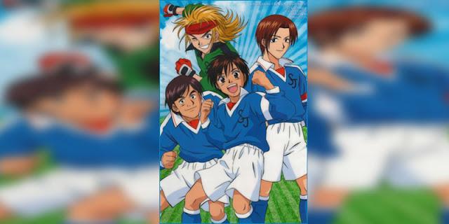 Rekomendasi anime Sports bertemakan Sepak Bola Terbaik Whistle!
