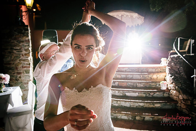 festa matrimonio paradiso di manu