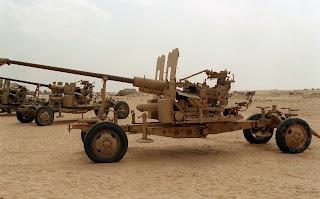 Ιρακινά Α/Α πυροβόλα S-60