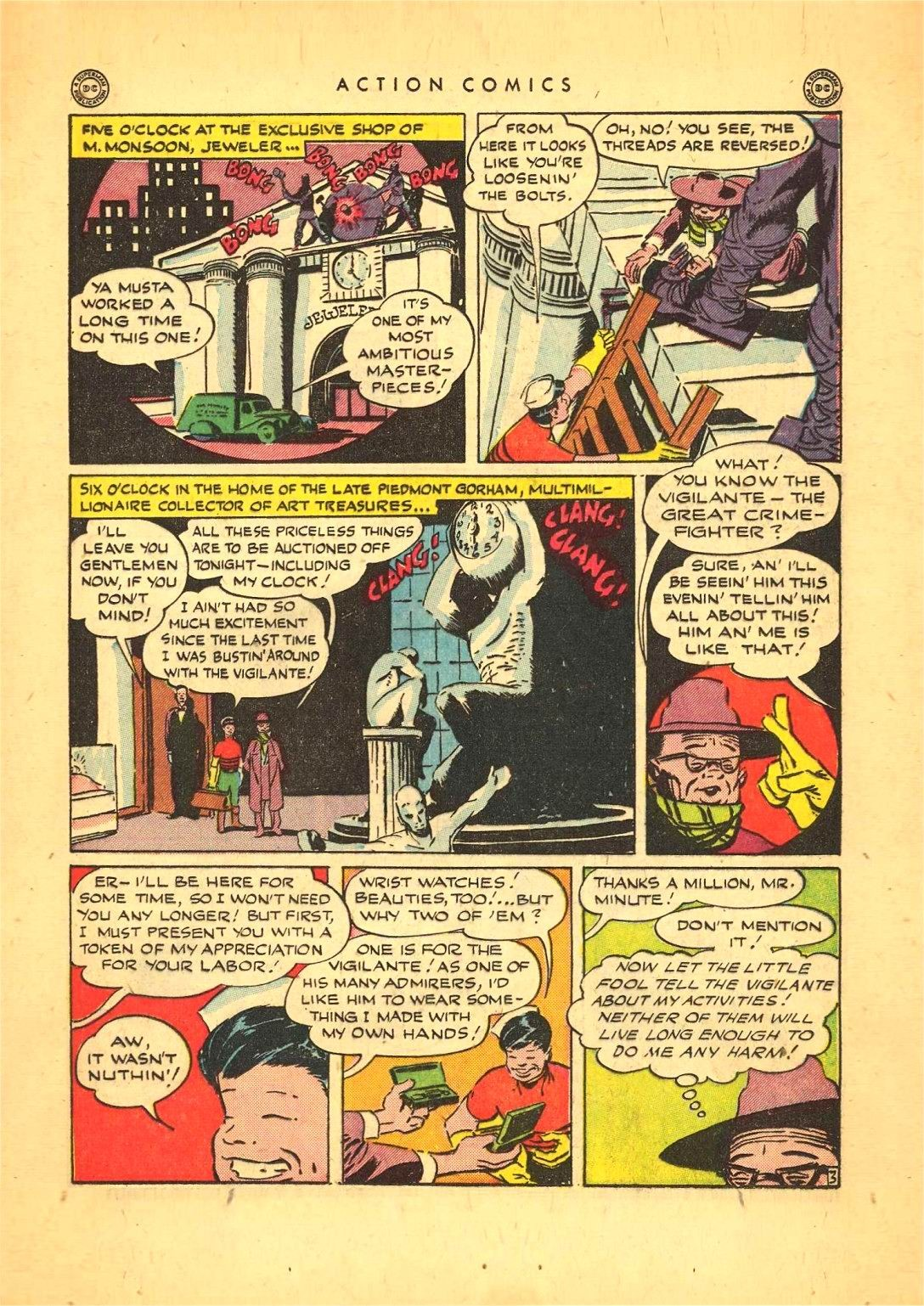 Read online Action Comics (1938) comic -  Issue #92 - 25
