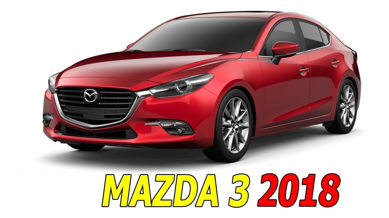 XE MAZDA 3 2018 FACELIFT