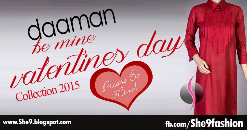 Daaman Valentines Day Collection 2015