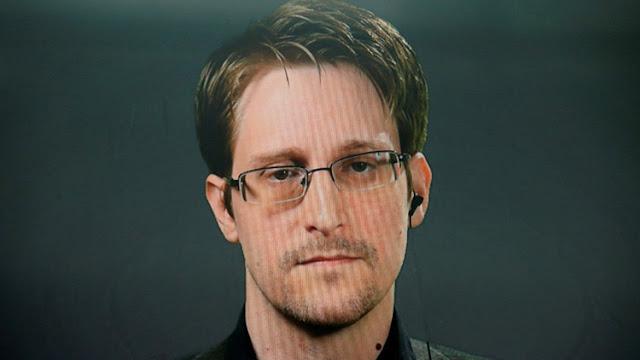 """Snowden: """"El problema no es Trump, sino cómo defender nuestros derechos y nuestra privacidad"""""""
