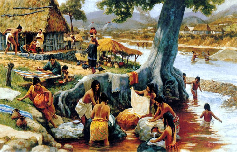 An analysis of the laws and ways of the aztec society