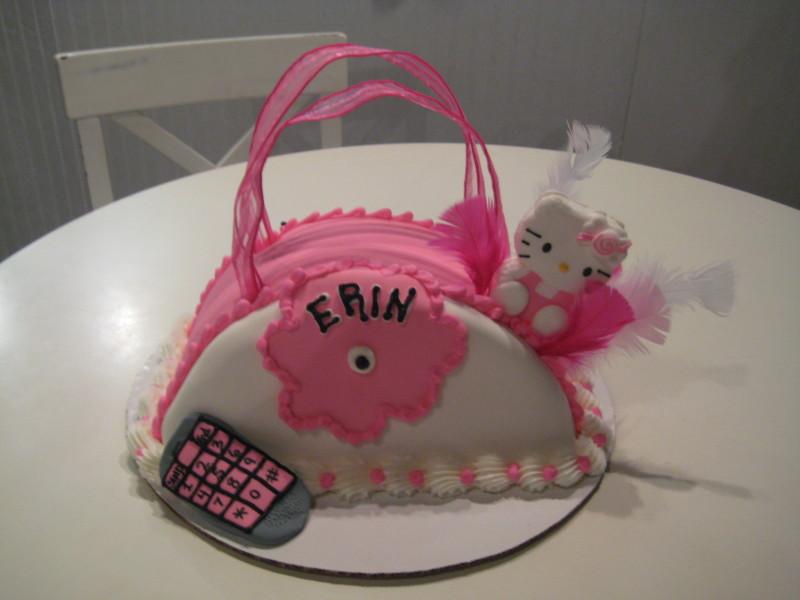 Birthday Cake Ideas August 2011