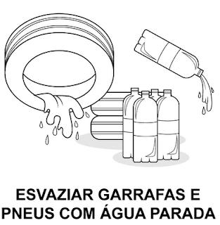Desenho Para Colorir Mosquito Da Dengue