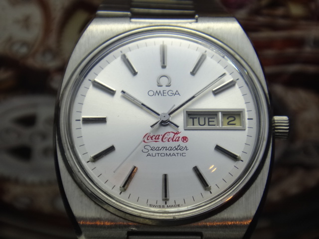 ea1a088c539 OMEGA VINTAGE CONSTELLATIONS AUTOMATIC MEN WATCH
