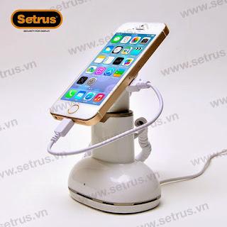 Setrus chống trộm điện thoại ios hiệu quả