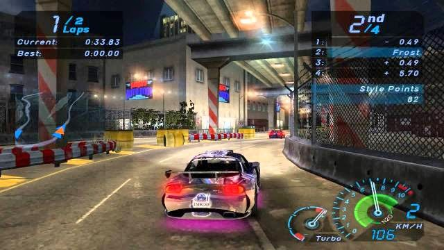 Need for Speed Underground 1 Free Download PC Games