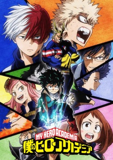 Boku no Hero Academia Season 2 Subtitle Indonesia Batch
