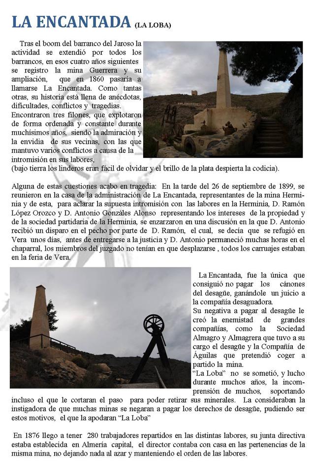 sierra almagrera, barranco Chaparral en cuevas del almanzora