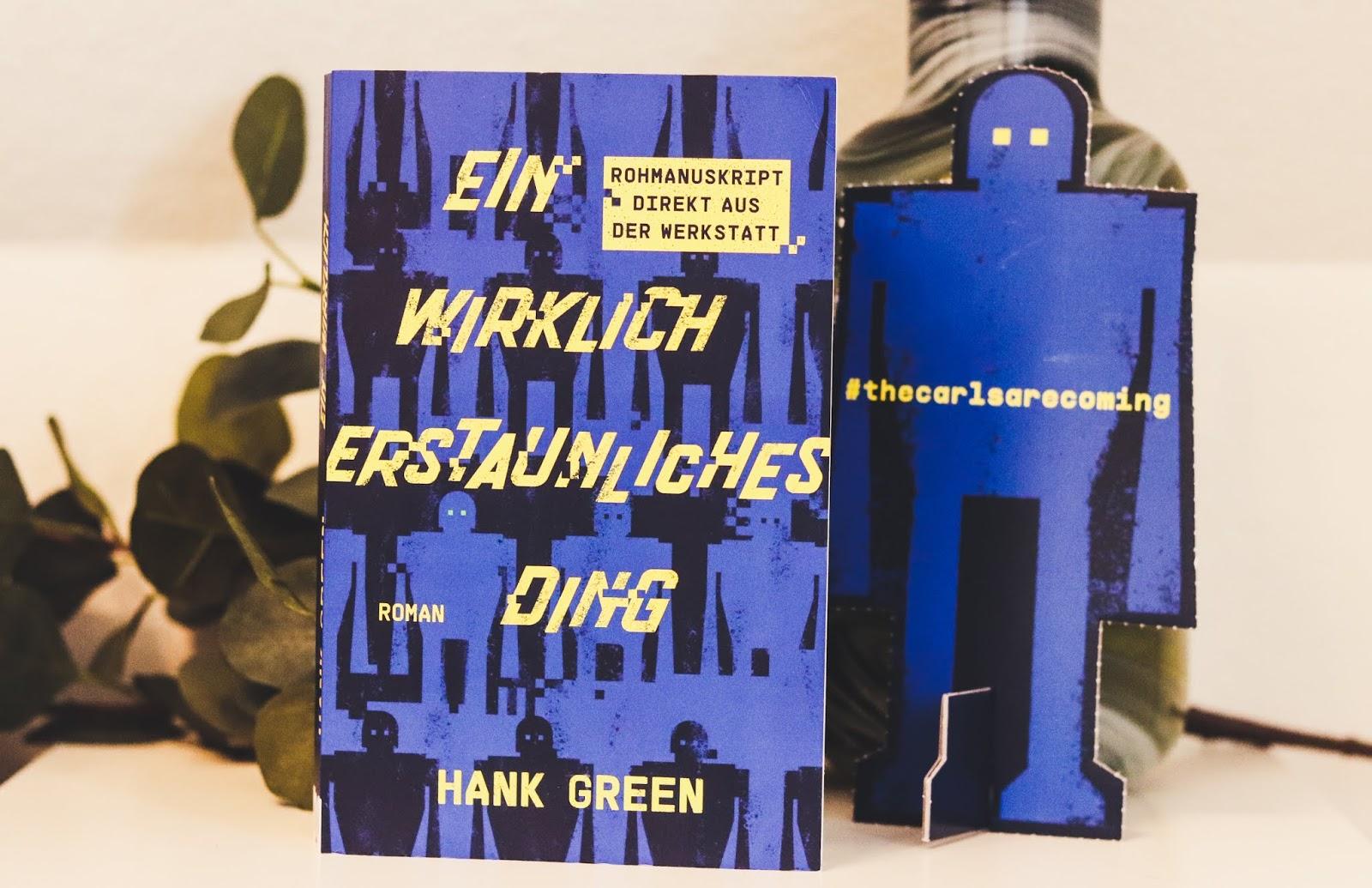 Rezension, Literatur, dtv-verlag, MissPaperback, Zukunftsroman, Hank Green