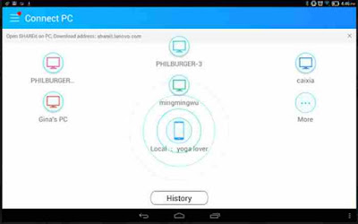 Shareit free download for android3