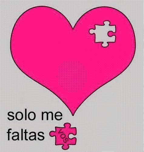 Fotos Para Facebook: Corazón Roto Por Amor
