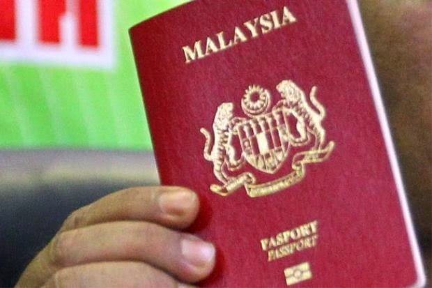 Pasport Malaysia Passport