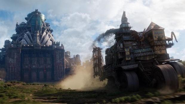 Mortal Engines Filmi
