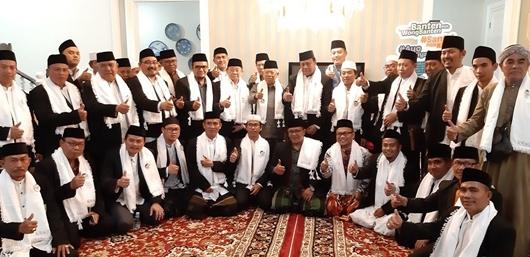 40 Ulama se-Kabupaten Bogor Siap Menangkan Jokowi-Ma'ruf