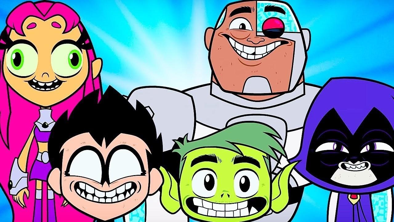 Seriemorte Titans 1º Temporada
