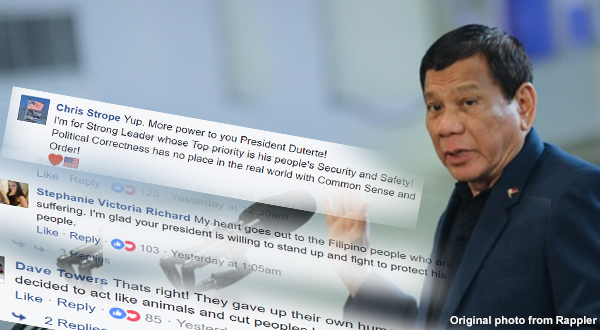 How foreigners react to Duterte's strategy in the Marawi crisis? You must read this!