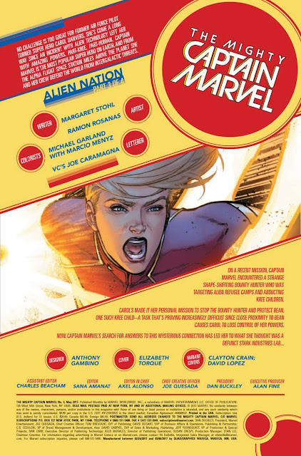 THE MIGHTY CAPTAIN MARVEL 3