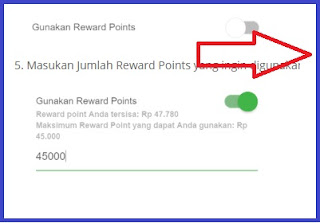 Tukar bni reward point di tokopedia