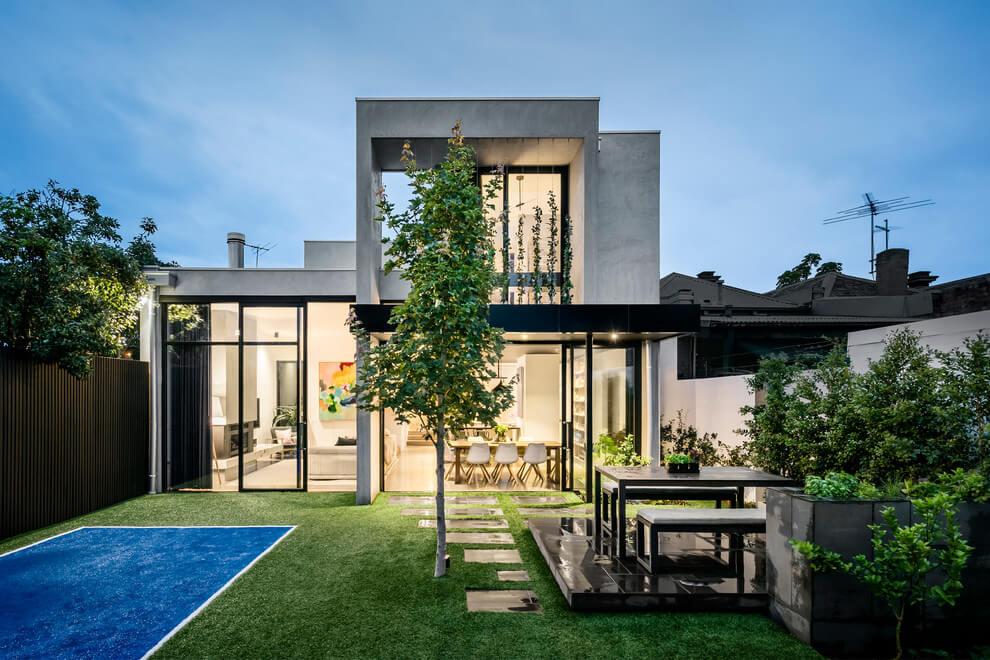 40 Gambar Rumah Arsitektur Modern Gratis Terbaru