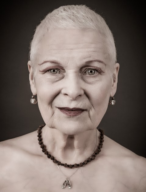Beauty at any age: Vivienne Westwood