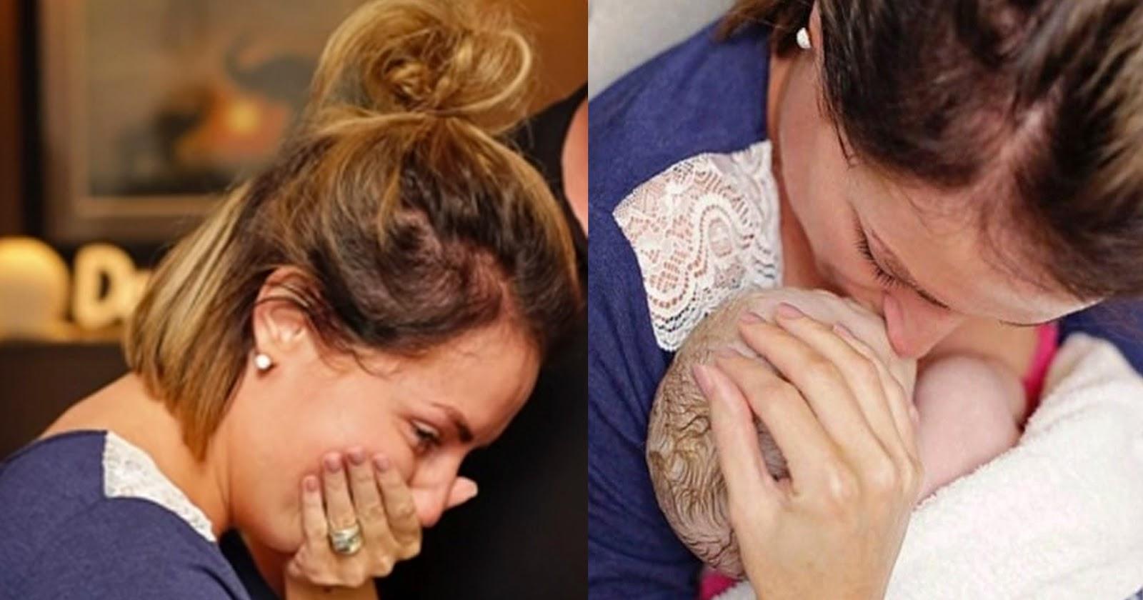 Mulher usa a barriga da irmã para gerar bebê e caso dramático comove a web 204d29cd2c