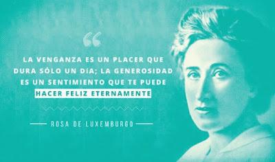 Rosa Luxemburgo Frases Poema De Amor