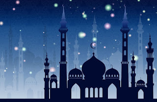Gambar Kartun Masjid Cantik dan Lucu 201711